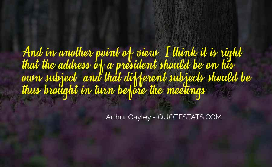 Arthur Cayley Quotes #433454