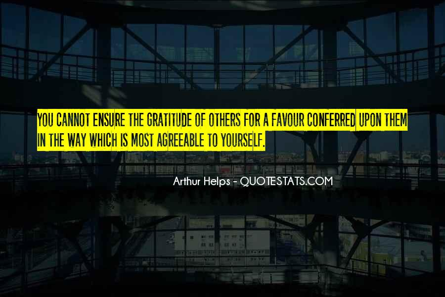 Arthur Helps Quotes #275782