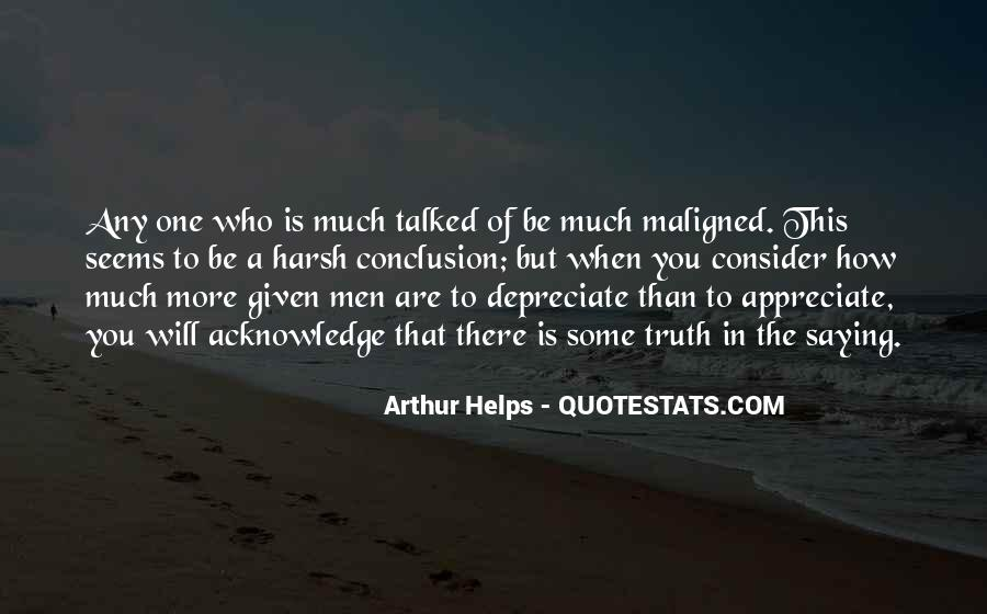 Arthur Helps Quotes #498971