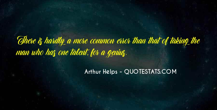 Arthur Helps Quotes #828650