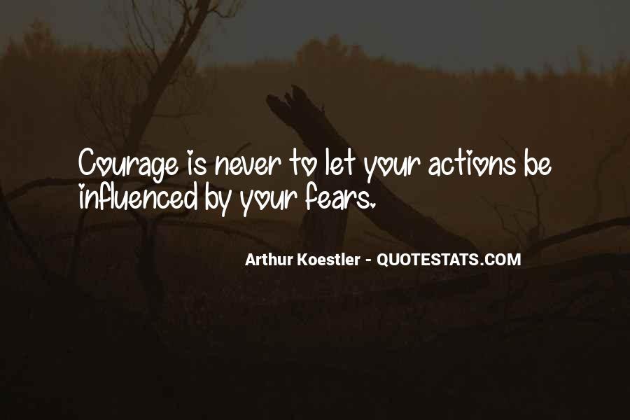 Arthur Koestler Quotes #1109376