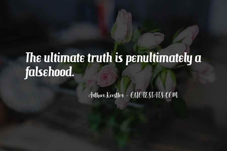 Arthur Koestler Quotes #1133334