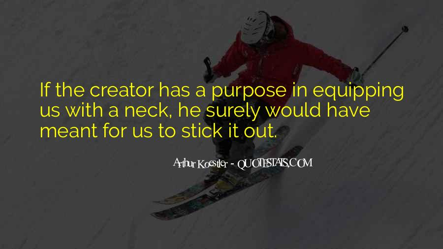 Arthur Koestler Quotes #1370313