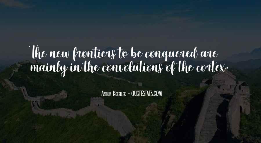 Arthur Koestler Quotes #1592124