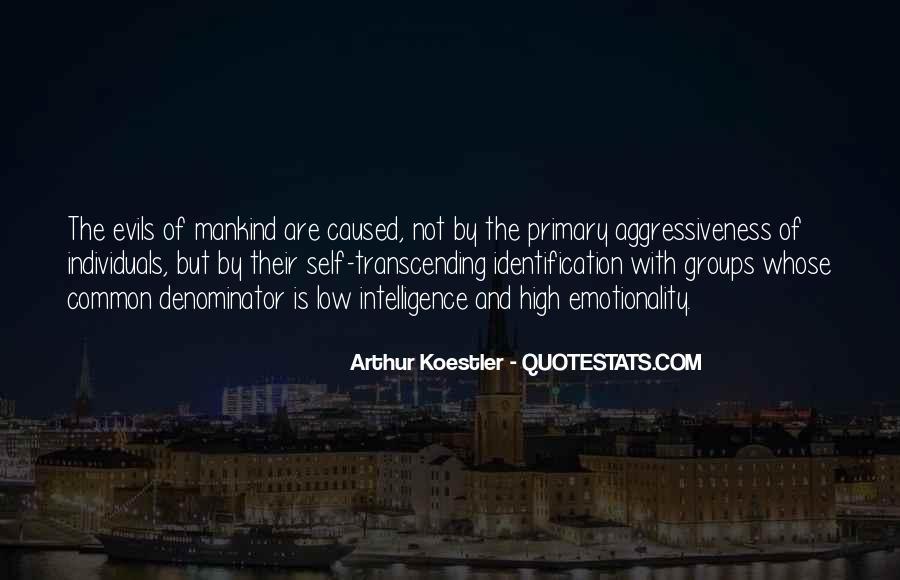 Arthur Koestler Quotes #1598538