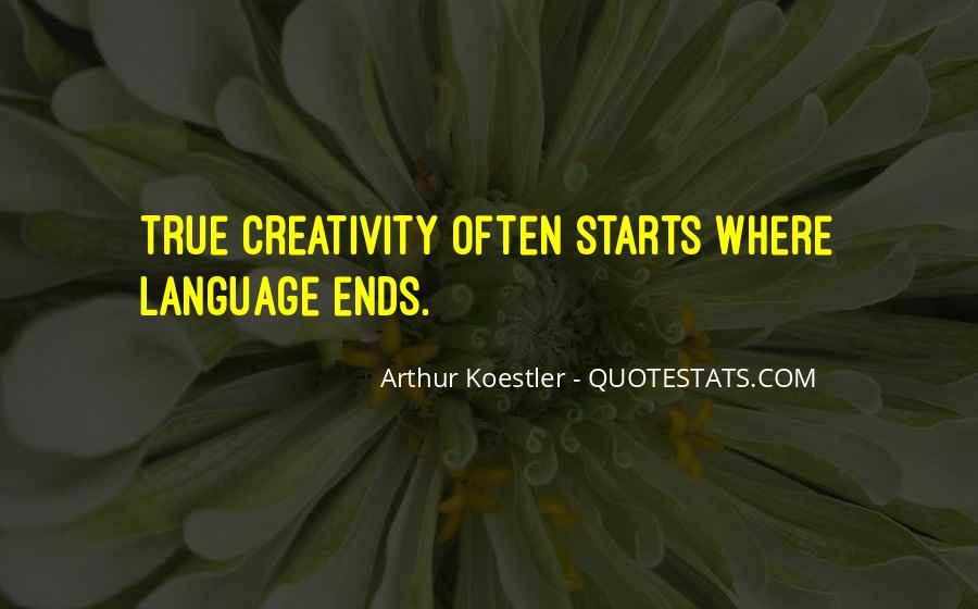 Arthur Koestler Quotes #1623317