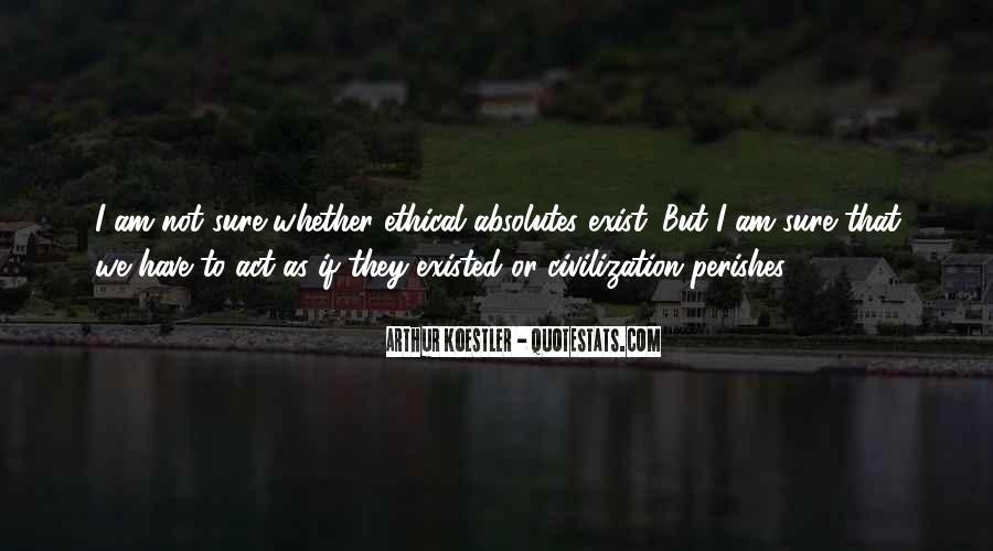 Arthur Koestler Quotes #1629704