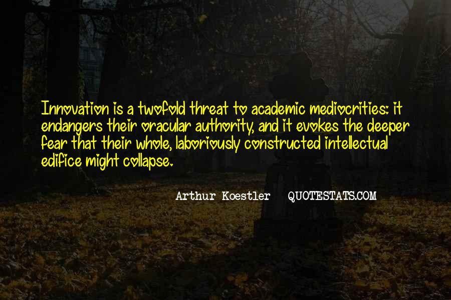 Arthur Koestler Quotes #183175