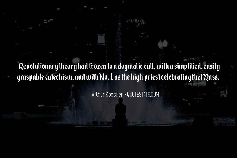 Arthur Koestler Quotes #238022