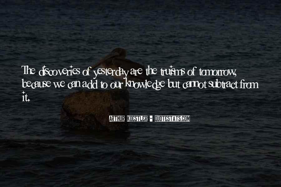 Arthur Koestler Quotes #481310