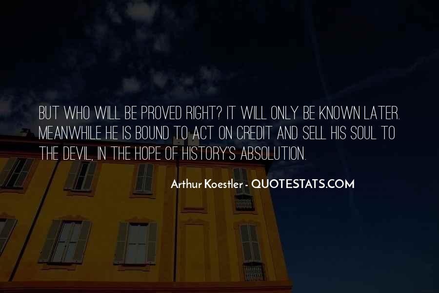 Arthur Koestler Quotes #543290