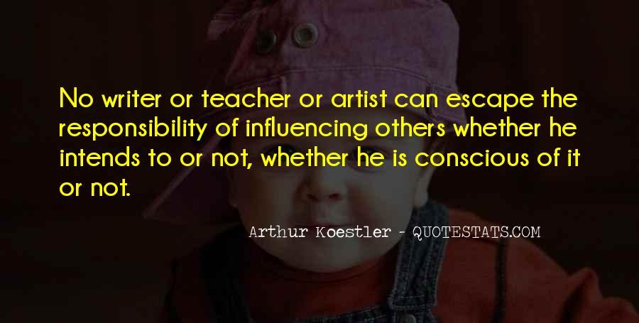 Arthur Koestler Quotes #564387