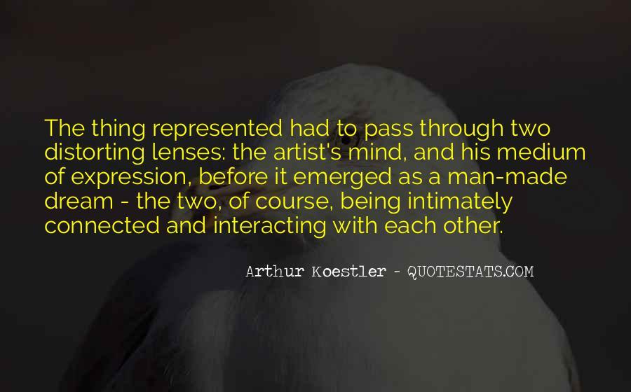 Arthur Koestler Quotes #565123