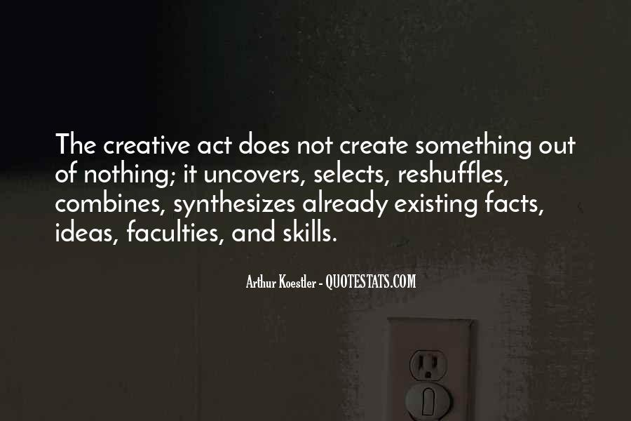Arthur Koestler Quotes #594058