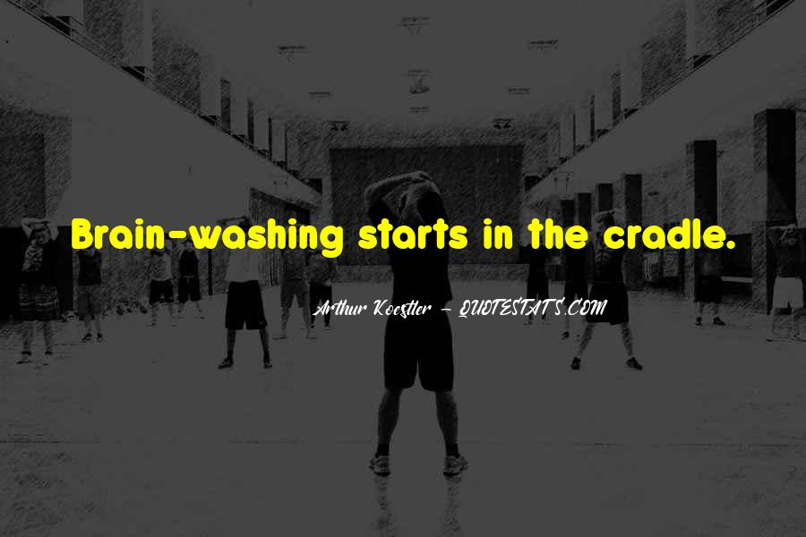 Arthur Koestler Quotes #646063