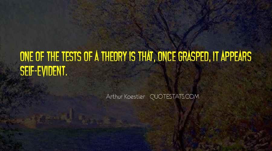 Arthur Koestler Quotes #691321