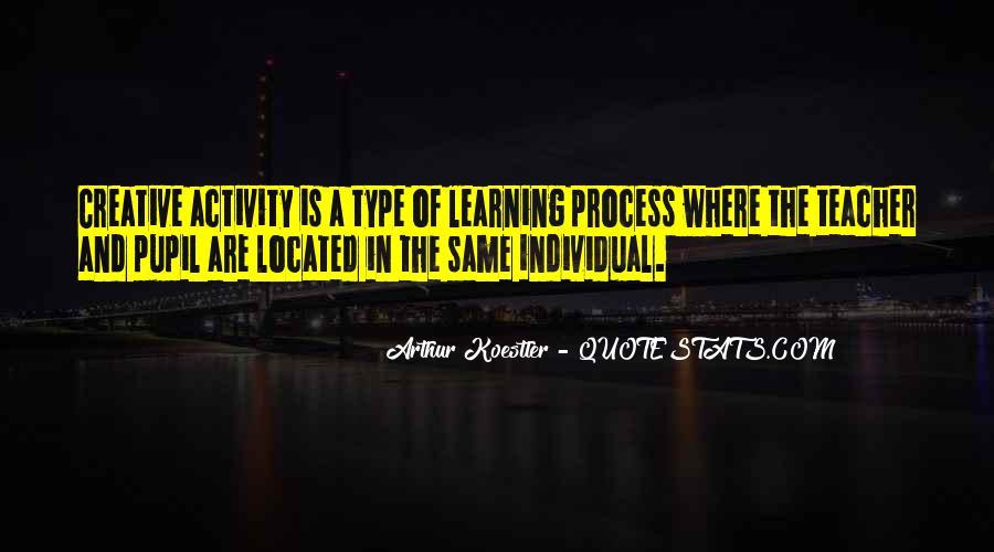 Arthur Koestler Quotes #710721