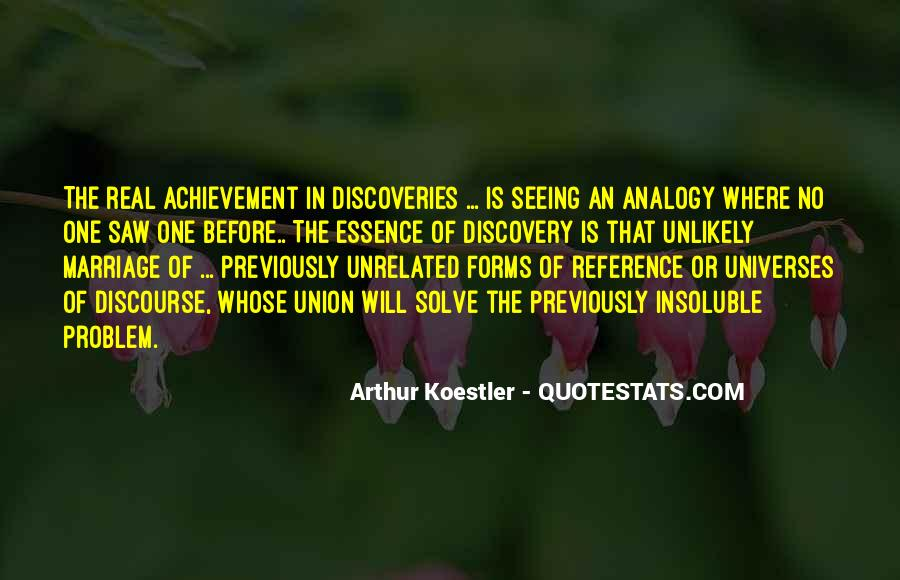 Arthur Koestler Quotes #76931