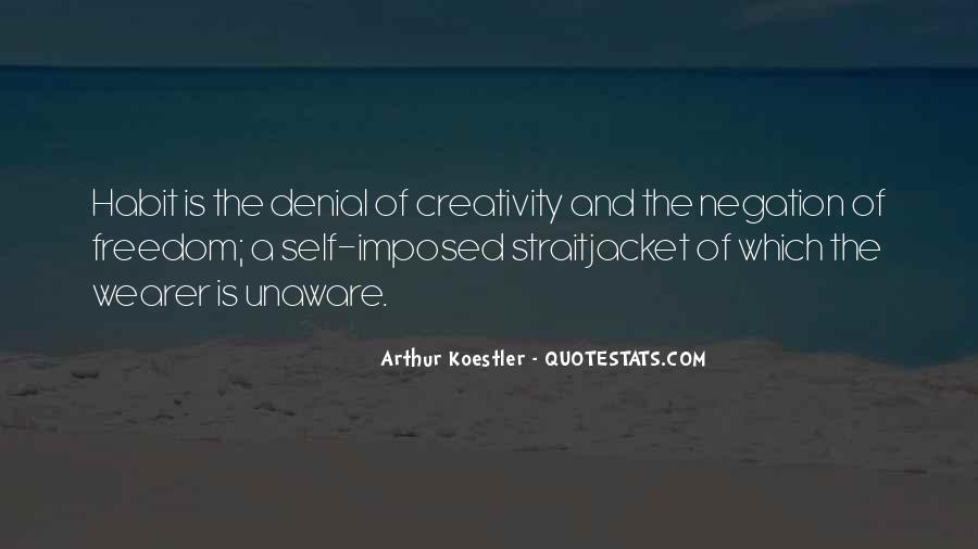 Arthur Koestler Quotes #780454