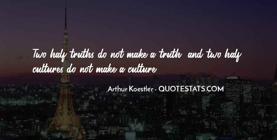 Arthur Koestler Quotes #929574