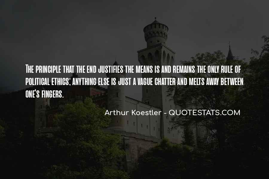 Arthur Koestler Quotes #97888