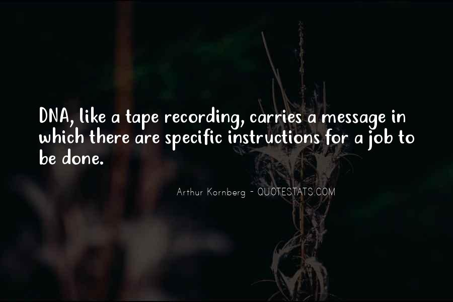 Arthur Kornberg Quotes #1542719