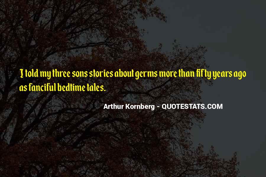 Arthur Kornberg Quotes #193334