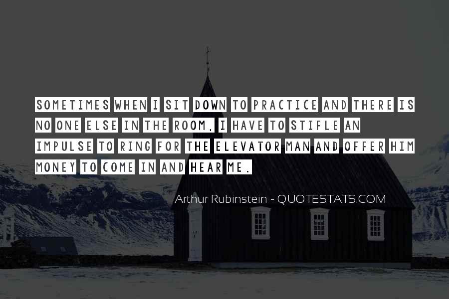 Arthur Rubinstein Quotes #1202230
