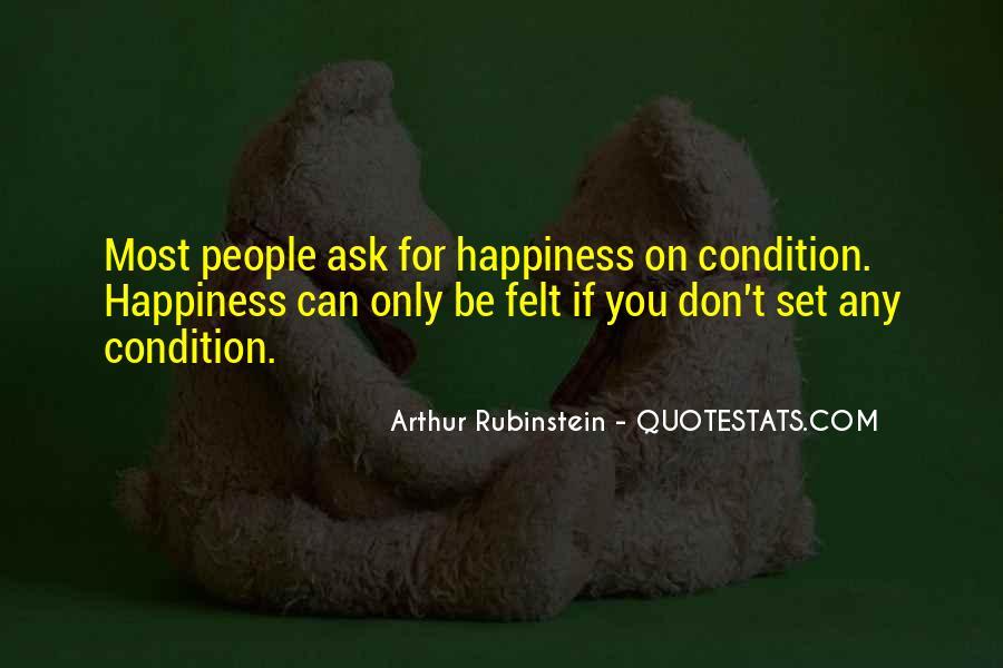 Arthur Rubinstein Quotes #1227845
