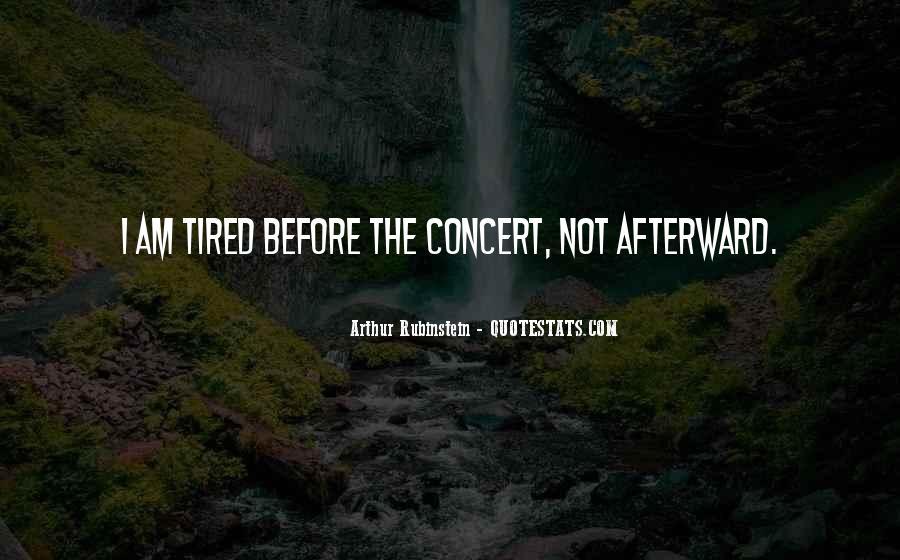 Arthur Rubinstein Quotes #287408
