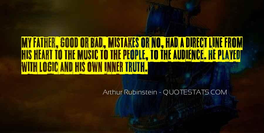 Arthur Rubinstein Quotes #430881