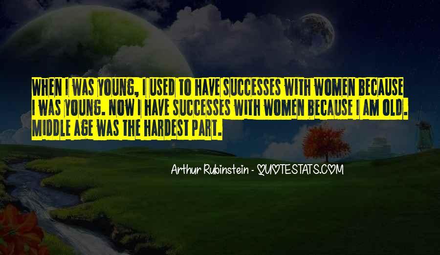Arthur Rubinstein Quotes #492715