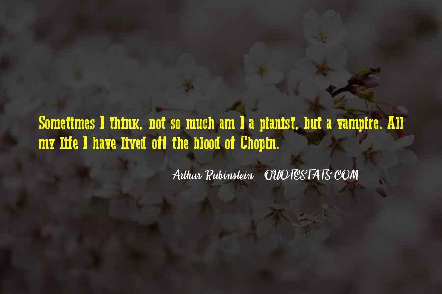 Arthur Rubinstein Quotes #512453