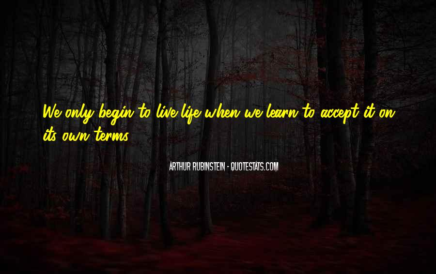 Arthur Rubinstein Quotes #897873