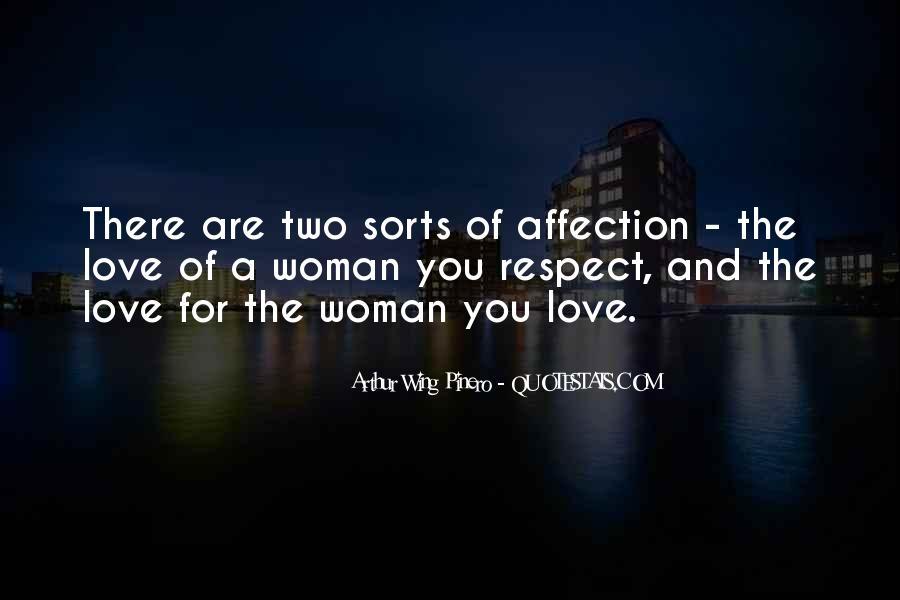 Arthur Wing Pinero Quotes #523608