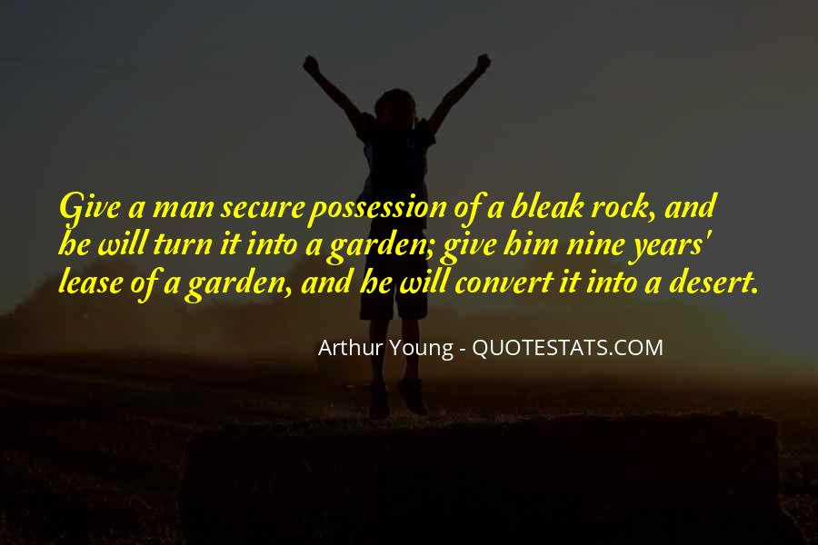 Arthur Young Quotes #1248511