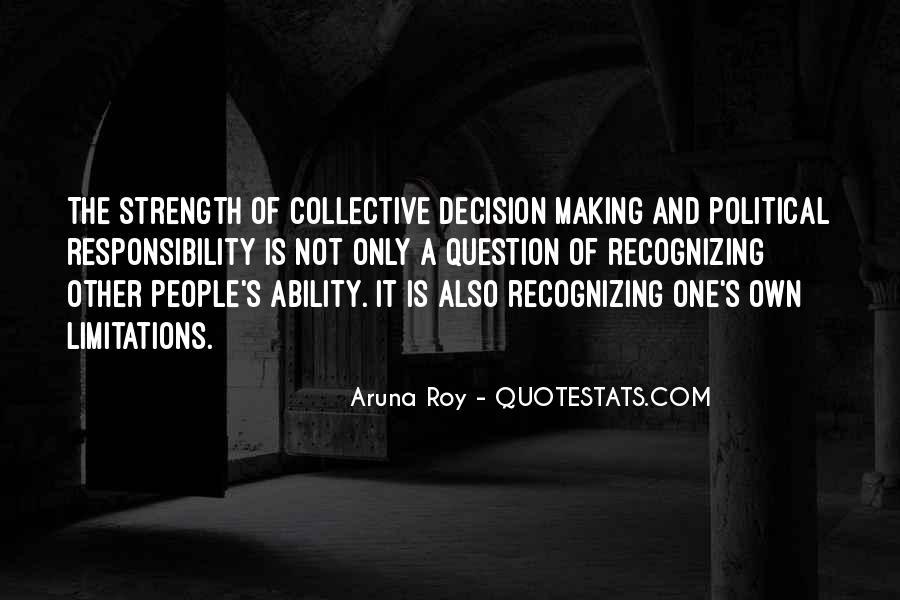 Aruna Roy Quotes #1170594
