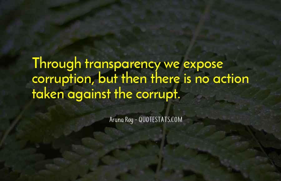 Aruna Roy Quotes #1743429