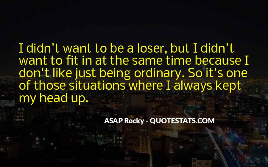 ASAP Rocky Quotes #670301