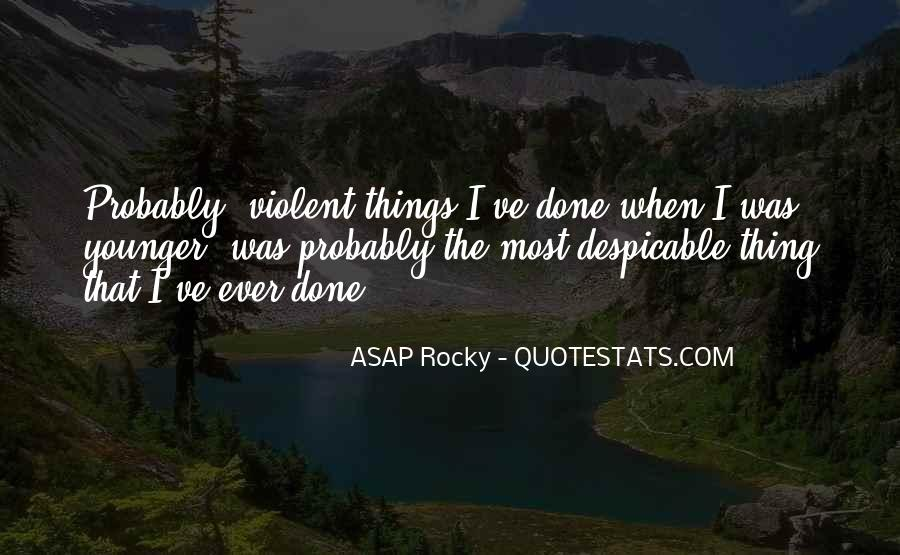 ASAP Rocky Quotes #856978