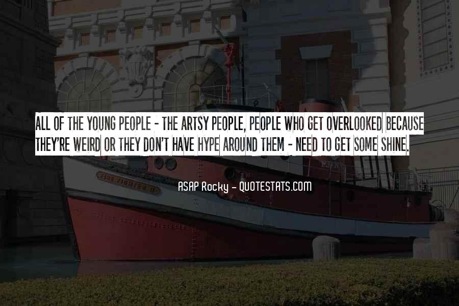 ASAP Rocky Quotes #953764