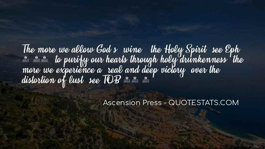 Ascension Press Quotes #865220