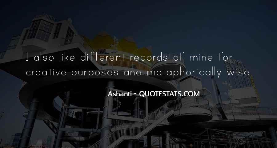 Ashanti Quotes #1220668