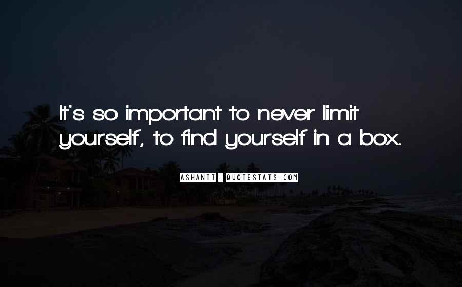 Ashanti Quotes #1271010