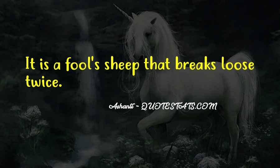 Ashanti Quotes #1789003