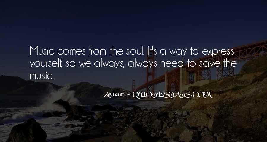 Ashanti Quotes #472892