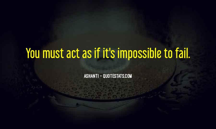 Ashanti Quotes #798121