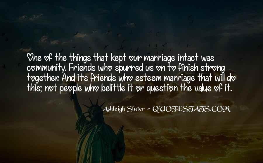 Ashleigh Slater Quotes #15817