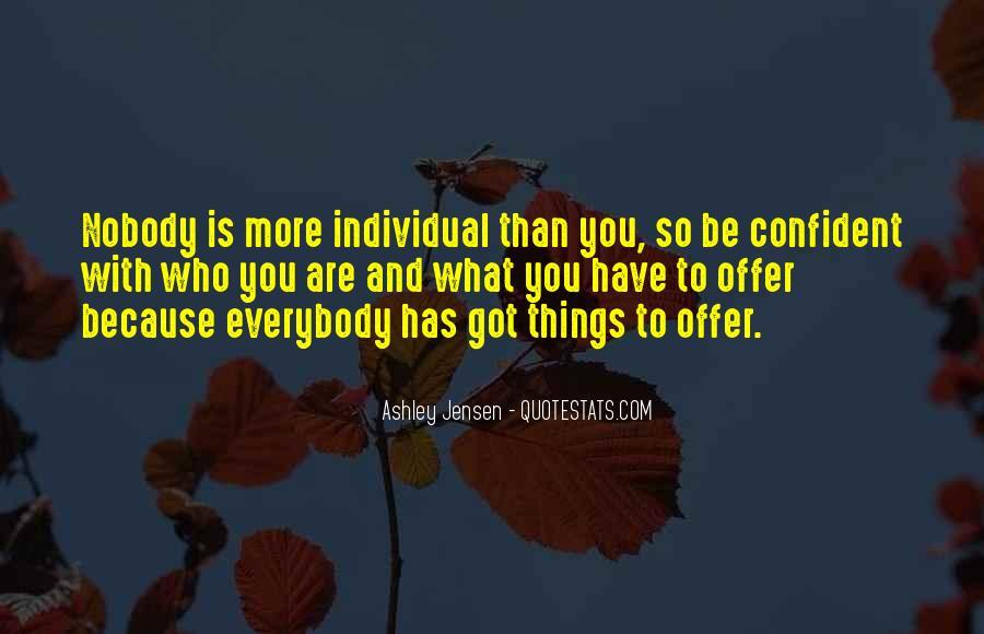 Ashley Jensen Quotes #1086889