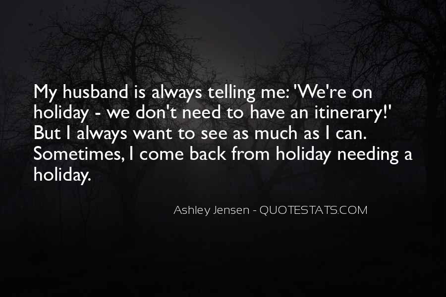 Ashley Jensen Quotes #1391716